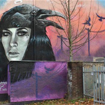 bkr4-n04 Meezenbroekerweg-Muurschildering