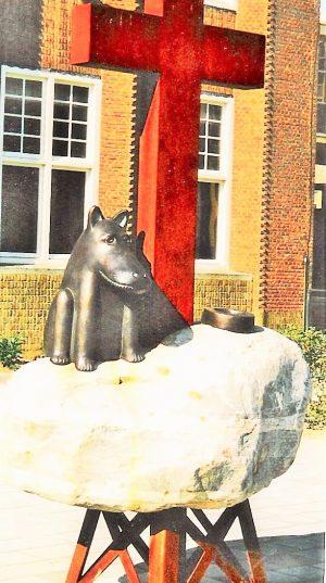 bkr2-L01 St. Franciscusweg-Golgotha-Joost van den Toorn-2003
