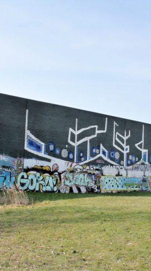 bkr2-j01 Mijnspoorweg - Hall of fame-Legal graffiti wall