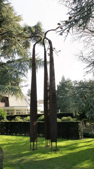 bkr3-a09 Akerstraat - Ontwikkeling-Cyril Laudy- Tuin villa Haex