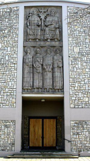 bkr3-f01 Dr. Clemens Meulemanstraat - Apostelen-Wim van Hoorn