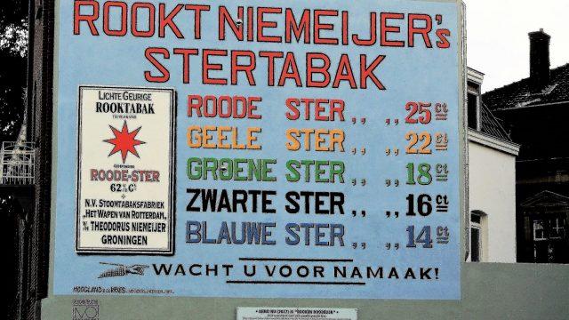 bkr5-a01a Sittarderweg - Herschilderde Niemeyerreclame